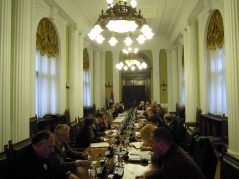 12 April 2012 Meeting of the National Assembly's Parliamentary Friendship Group with Romania