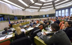 26 November 2014 The second meeting of the European Union-Serbia Stabilisation and Association Parliamentary Committee (Photo © European Union)
