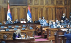 3 November 2015 Fourth Sitting of the Second Regular Session of the National Assembly of the Republic of Serbia in 2015