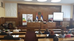 3 December 2015 Seventh meeting of the Serbian Parliamentary Energy Policy Forum