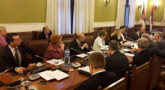 26 November 2015 Sixth meeting of the Serbian Parliamentary Energy Policy Forum