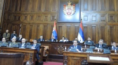 5 February 2016  Third Extraordinary Session of the National Assembly of the Republic of Serbia in 2016