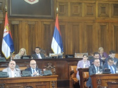 22 December 2016 Seventh Sitting of the Second Regular Session of the National Assembly of the Republic of Serbia in 2016