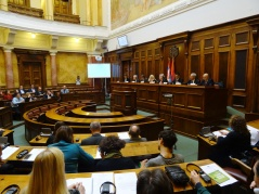 14 October 2016 Second meeting of the Serbian Parliamentary Energy Policy Forum