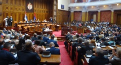 24 June 2017 Second Extraordinary Session of the National Assembly of the Republic of Serbia, 11th Legislature