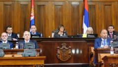 24 October 2017 Second Sitting of the Second Regular Session of the National Assembly of the Republic of Serbia in 2017