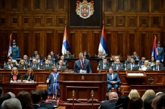 31 May 2017 Seventh Special Sitting of the National Assembly of the Republic of Serbia, 11th Legislature