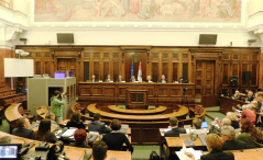 20 December 2017 Seventh meeting of the European Union-Serbia Stabilisation and Association Parliamentary Committee