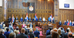 2 October 2018 First Sitting of the Second Regular Session of the National Assembly of the Republic of Serbia in 2018
