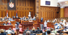 12 June 2018  Seventh Extraordinary Session of the National Assembly of the Republic of Serbia, 11th Legislature