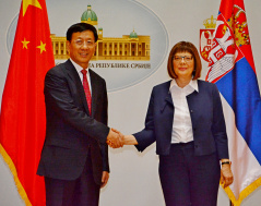 14 May 2018 The National Assembly Speaker and the Vice-Chairperson of the Chinese National People's Congress