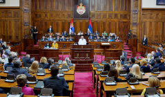 15 September 2018  19th Special Sitting of the National Assembly of the Republic of Serbia, 11th Legislature