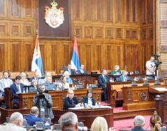17 October 2018 Second Sitting of the Second Regular Session of the National Assembly of the Republic of Serbia in 2018