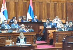21 September 2018  10th Extraordinary Session of the National Assembly of the Republic of Serbia, 11th Legislature