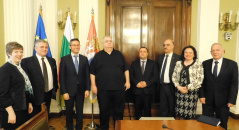30 March 2018 The members of the European Integration Committee and the delegation of the Bulgarian Parliamentary Committee on European Affairs and Oversight of European Funds