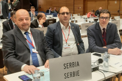 3 June 2019 The members of the National Assembly delegation at the NATO PA spring session in Bratislava