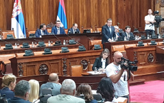 4 September 2019 17th Extraordinary Session of the National Assembly of the Republic of Serbia, 11th Legislature