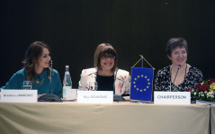 5 June 2019 The National Assembly Speaker opens the meeting of the Committee on Equality and Non-Discrimination of the Parliamentary Assembly of the Council of Europe