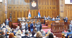 11 February 2019 11th Extraordinary Session of the National Assembly of the Republic of Serbia, 11th Legislature