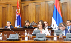 14 May 2019  Fifth Sitting of the First Regular Session of the National Assembly of the Republic of Serbia in 2019