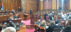 20 March 2019 Second Sitting of the First Regular Session of the National Assembly of the Republic of Serbia in 2019