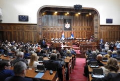 23 October 2019  Fourth Sitting of the Second Regular Session of the National Assembly of the Republic of Serbia in 2019