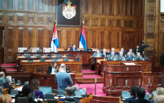 24 December 2019 10th Sitting of the Second Regular Session of the National Assembly of the Republic of Serbia in 2019