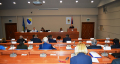 27 February 2019  The members of the Committee on Finance, State Budget and Control of Public Spending in visit to the finance and budget and audit committees of the National Assembly of the Republic of Srpska