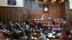 28 November 2019 Seventh Sitting of the Second Regular Session of the National Assembly of the Republic of Serbia in 2019
