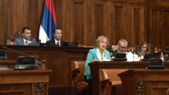 22 October 2019  Third Sitting of the Second Regular Session of the National Assembly of the Republic of Serbia in 2019