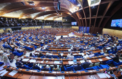 27 June 2019 PACE June Session (photo ©Council of Europe)