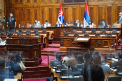 3 August 2020  First Sitting of the National Assembly of the Republic of Serbia, 12th Legislature