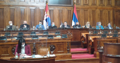 15 December 2020  Seventh Sitting of the Second Regular Session of the National Assembly of the Republic of Serbia in 2020