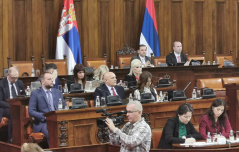 27 January 2020  20th Extraordinary Session of the National Assembly of the Republic of Serbia, 11th Legislature