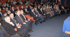 12 March 2020 The Chairman of the Committee on the Diaspora and Serbs in the Region Miodrag at the celebration of the Day of the Municipality of Srebrenica