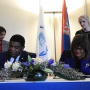 8 February 2019 At a solemn ceremony in Geneva, the Speaker of the National Assembly of the Republic of Serbia Maja Gojkovic signed the Agreement between the National Assembly and the Inter-Parliamentary Union with IPU Secretary General Martin Chungong on