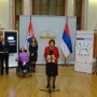"22 December 2015 Announcement of the beginning of project ""Strengthening political participation of persons with disabilities in Serbia"""