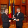 17 October 2012 The National Assembly Speaker and the Speaker of the Chamber of Deputies of the Romanian Parliament