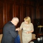 20 June 2011  National Assembly Speaker Prof. Dr Slavica Djukic-Dejanovic receives Romanian Ambassador, H.E. Ion Macovei in a farewell visit